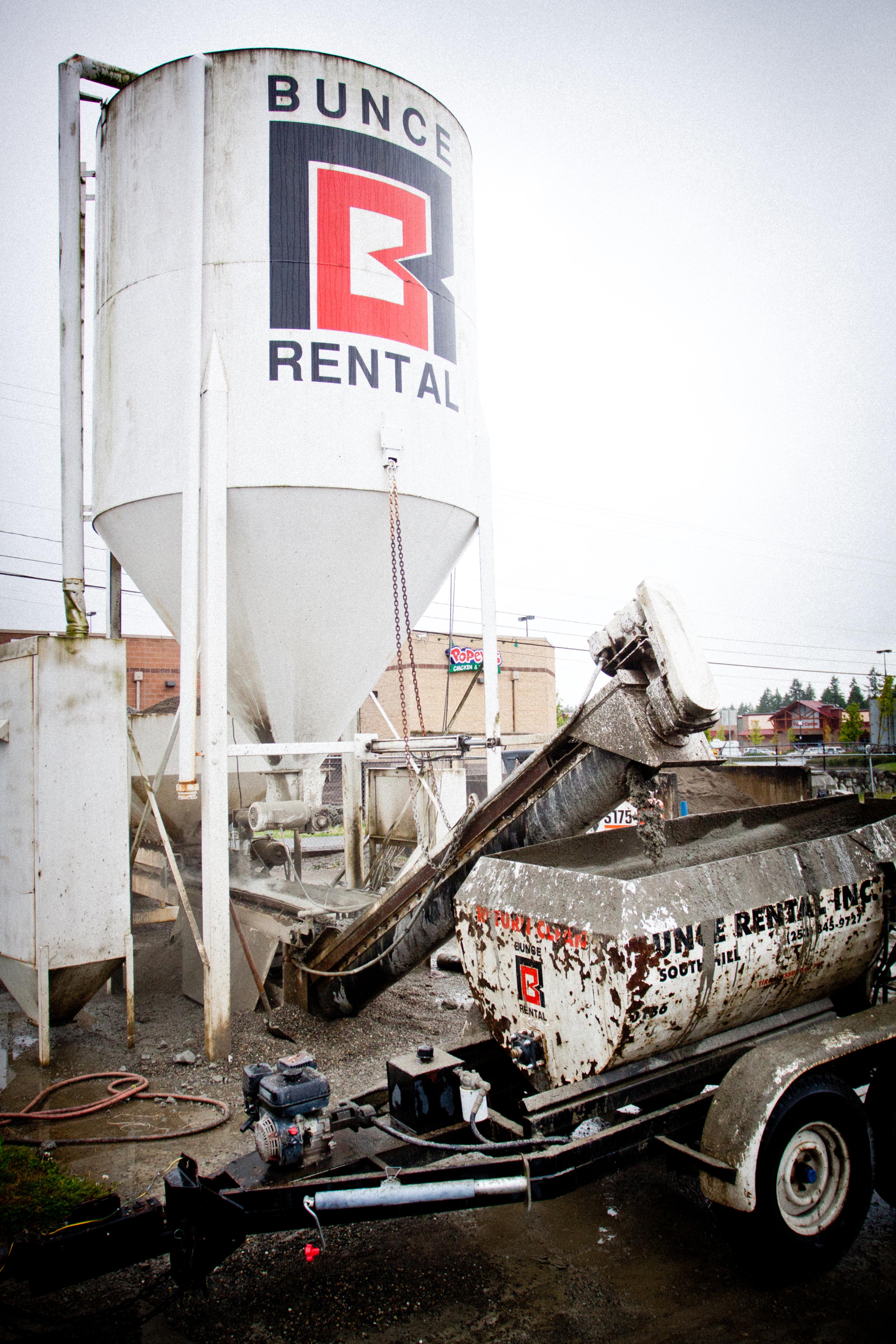u-cart concrete | Bunce Rental
